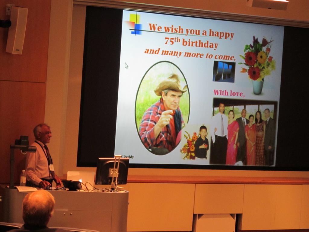Happy Birthday, Dr. Oden!